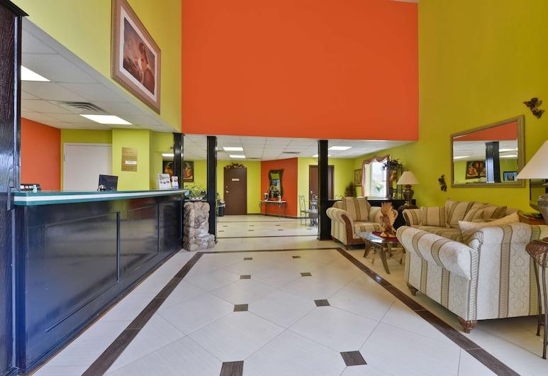 Americas Best Value Inn & Suites Haltom City Ft. Worth, Haltom City, Lobby