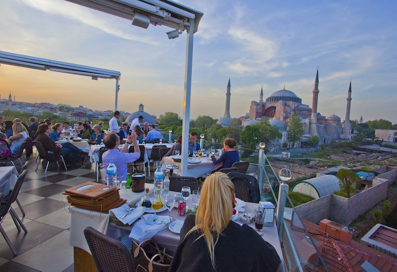 Seven Hills Hotel - Special Class, Istanbul, Hotel Entrance