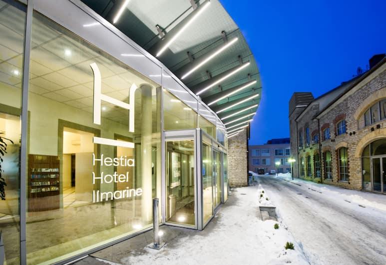Hestia Hotel Ilmarine, Tallinn, Hotellets front – kveld/natt