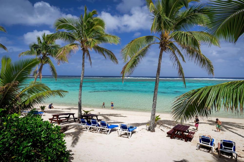 Номер-люкс категорії «Ґранд», з видом на водойму - Пляж
