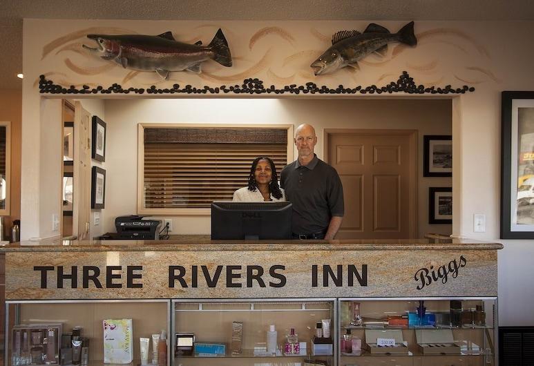 Three Rivers Inn, Biggs Junction