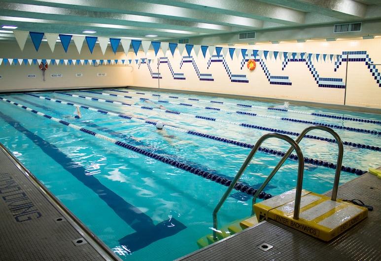 Vanderbilt YMCA, New York, Indoor Pool