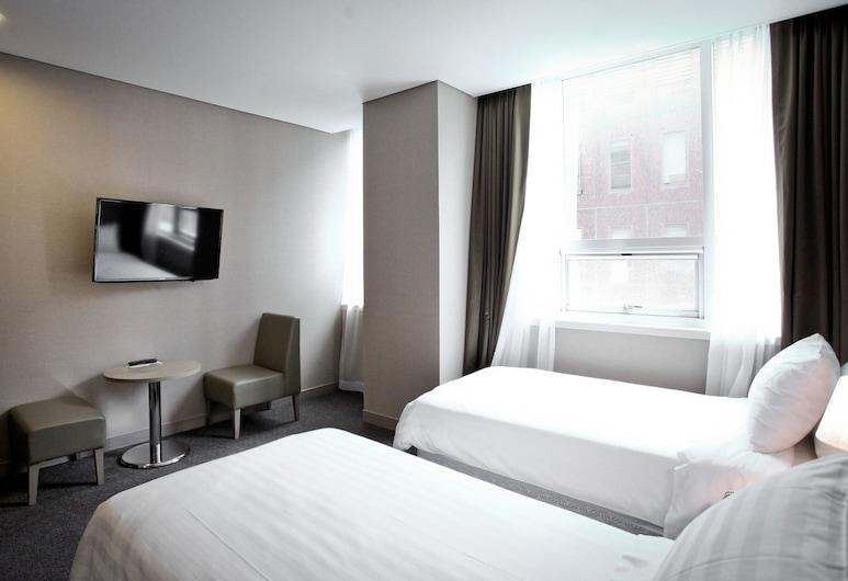 新首爾飯店, 首爾, 標準雙床房 (no use), 客房