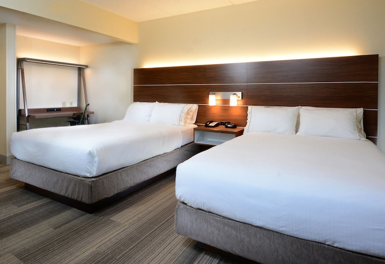 Holiday Inn Express Hotel and Suites Research Triangle Park, Durham, Standardzimmer, 2 Queen-Betten, Nichtraucher, Zimmer