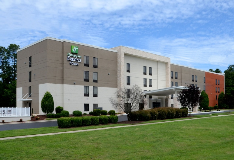 Holiday Inn Express Hotel and Suites Research Triangle Park, Durham