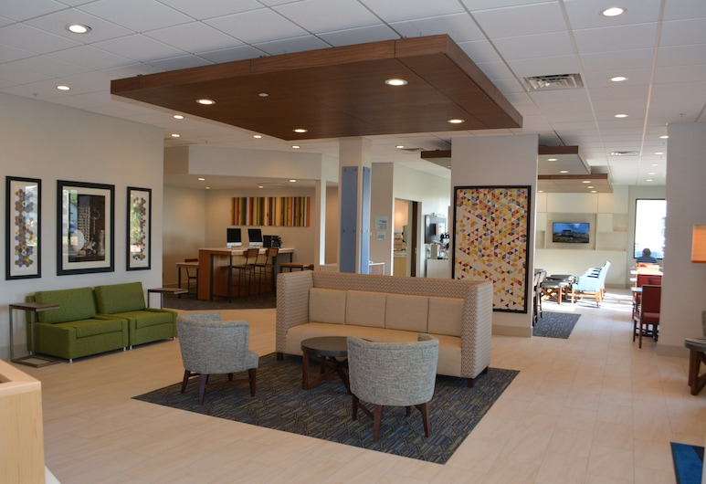 Holiday Inn Express & Suites Waterville - North, Waterville, Vstupní hala