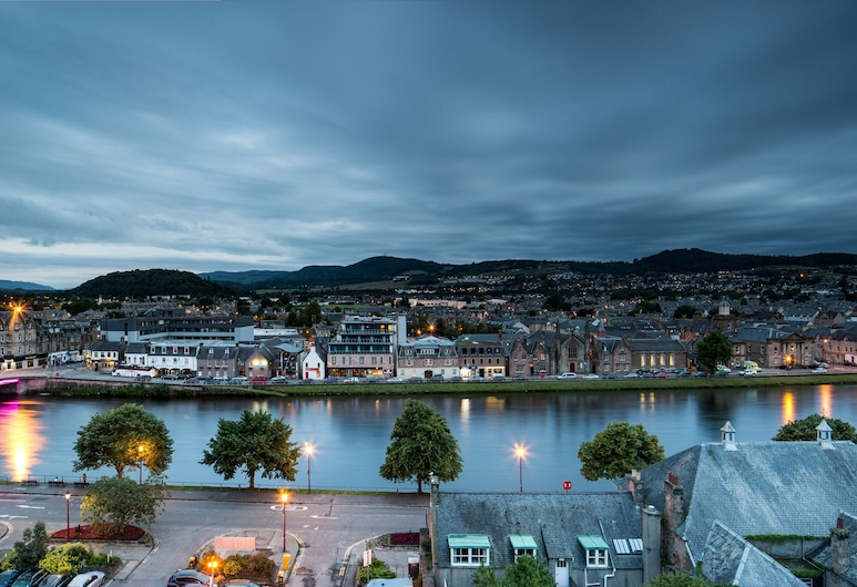 Mercure Inverness Hotel, Inverness, City view from property