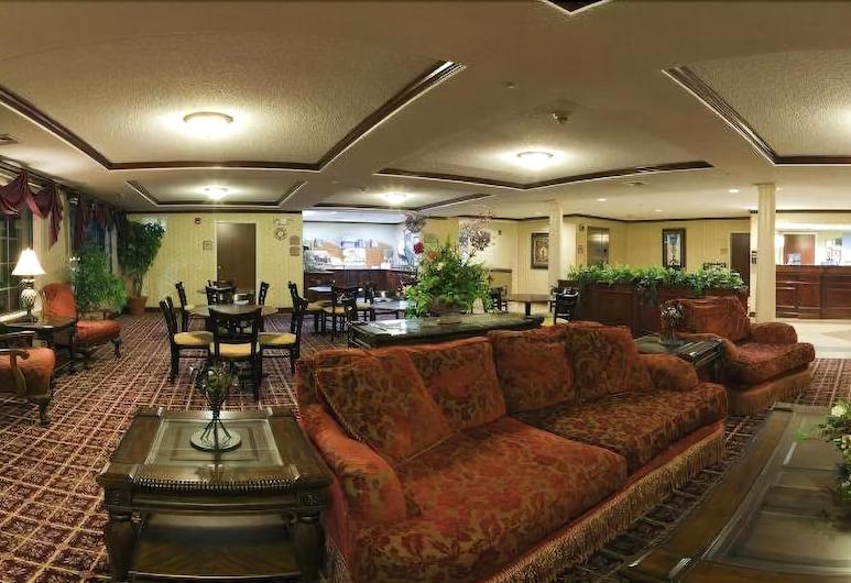 Holiday Inn Exp Winston Salem, Winston-Salem, Lobby Lounge