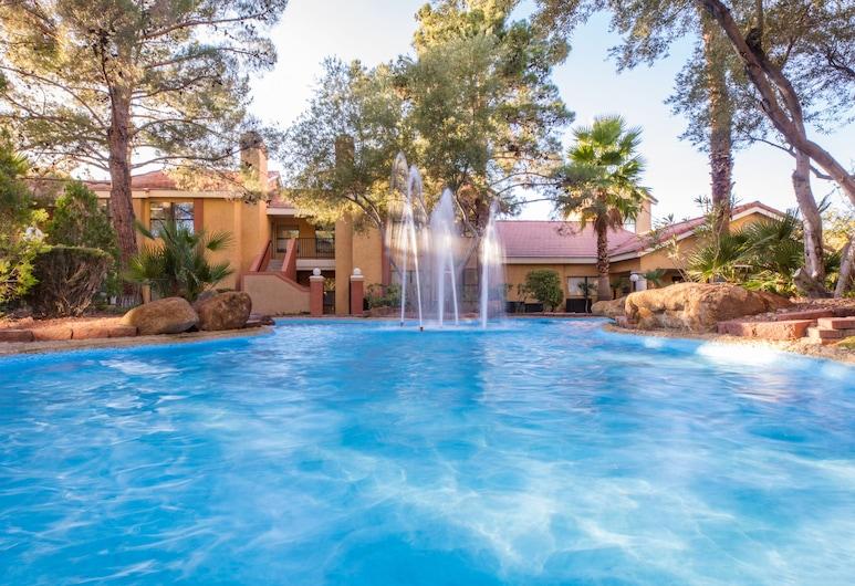 Westgate Flamingo Bay Resort, Las Vegas, Esterni