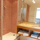 舒適單人房, 1 張單人床 - 浴室淋浴間