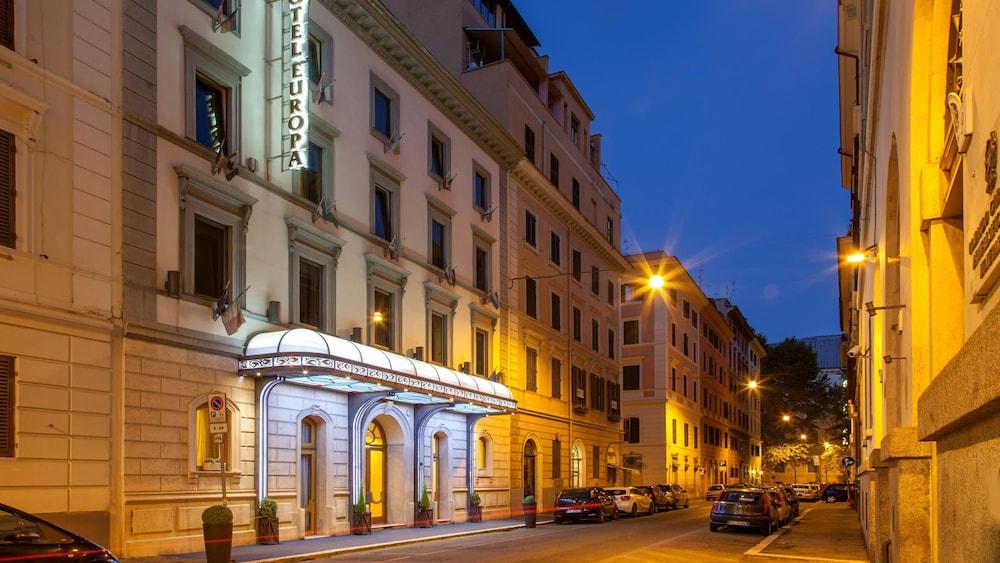 Hotel Europa, Rome