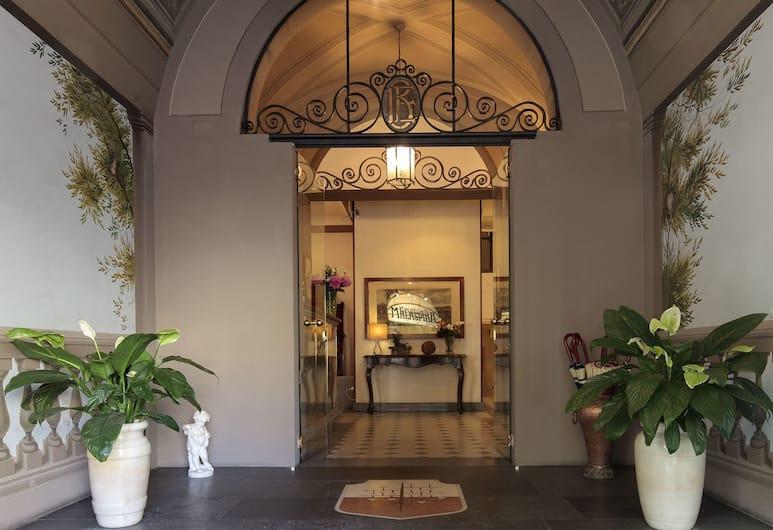 Hotel Malaspina, Firenze, Ingresso hotel