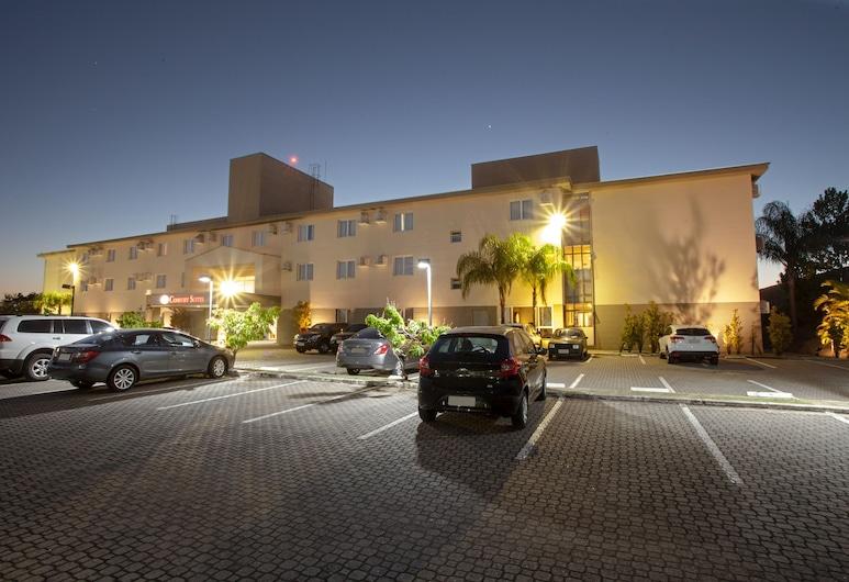 Comfort Suites Campinas, Campinas, Pohľad na hotel
