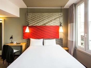 Φωτογραφία του Hotel ibis Bordeaux Centre Gare Saint Jean Euratlantique, Μπορντό