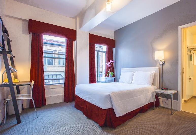 Grant Plaza Hotel, סן פרנסיסקו, חדר סטנדרט זוגי, חדר אורחים