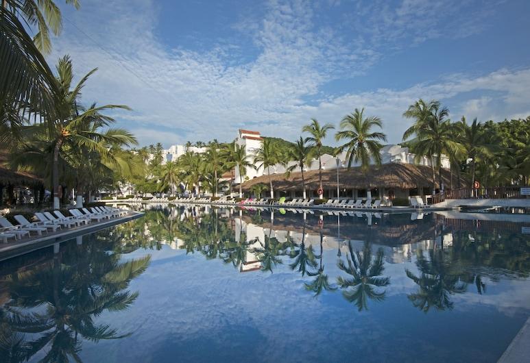 Gran Festivall All Inclusive Resort, Manzanillo, Alberca