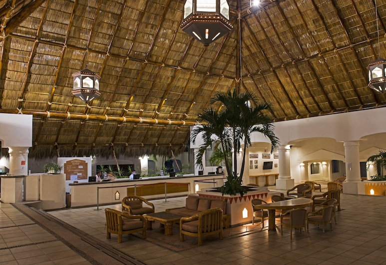 Gran Festivall All Inclusive Resort, Manzanillo, Quầy tiếp tân