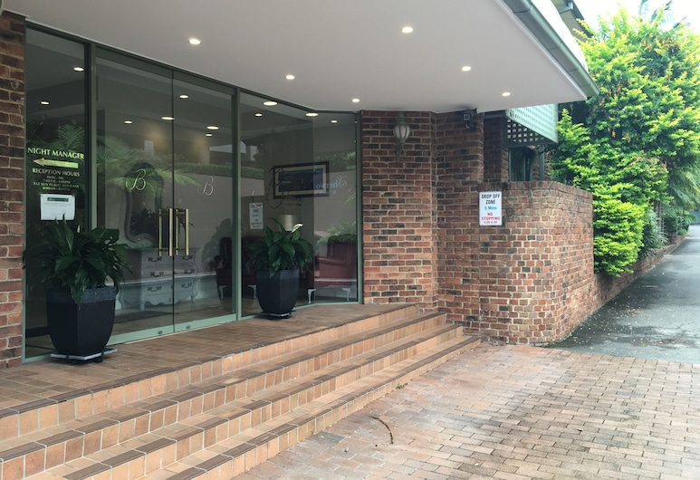 The Belmore All-Suite Hotel, Wollongong, Lobby