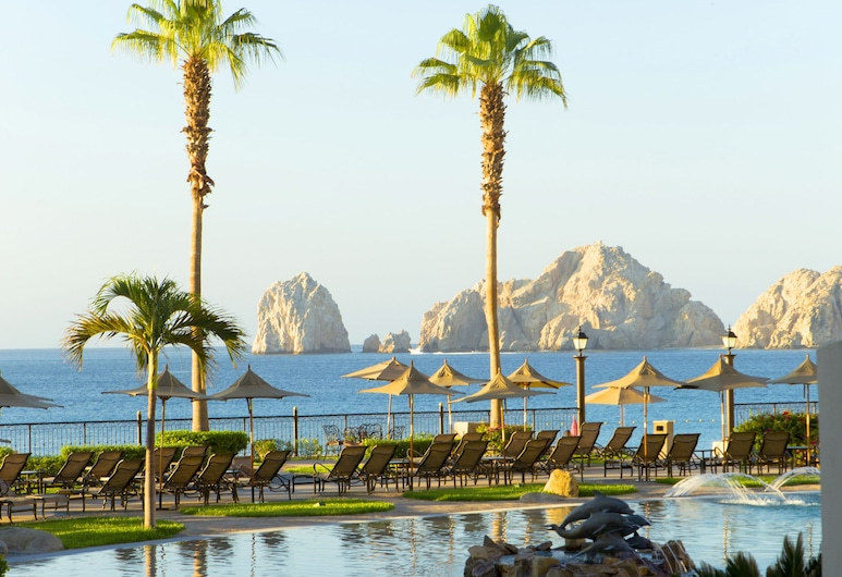 Villa La Estancia Beach Resort & Spa, Cabo San Lucas, Pool Waterfall