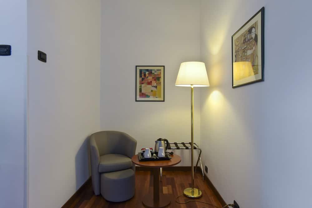 Pokój Deluxe, taras, wysokie piętro - Powierzchnia mieszkalna