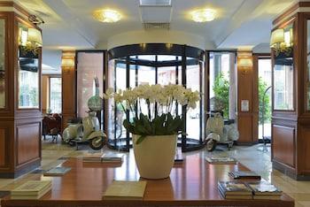 Hình ảnh Grand Hotel Tiberio tại Rome