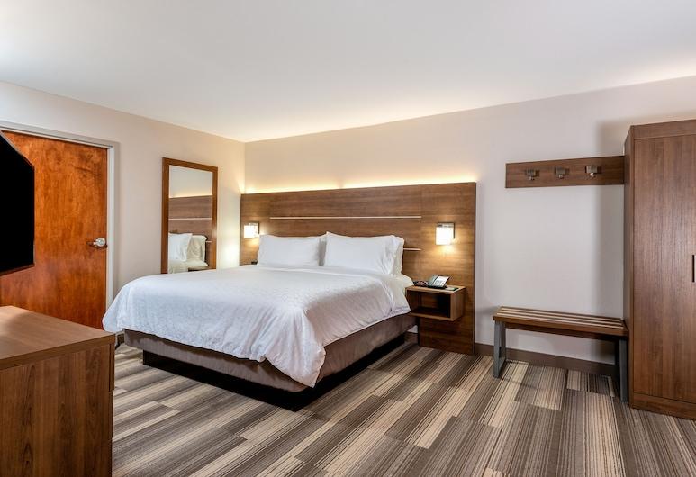 Holiday Inn Express Chapel Hill, Chapel Hill, Δωμάτιο, 1 King Κρεβάτι, Μη Καπνιστών (Leisure), Δωμάτιο επισκεπτών