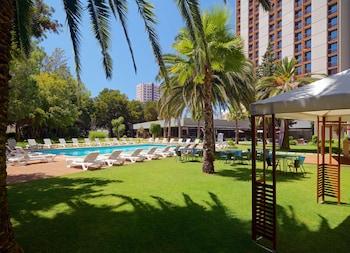 A(z) Lisbon Marriott Hotel hotel fényképe itt: Lisszabon