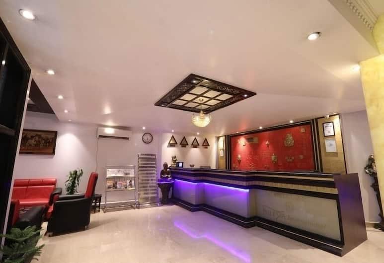 Hotel Surya International, Нью-Дели, Стойка регистрации