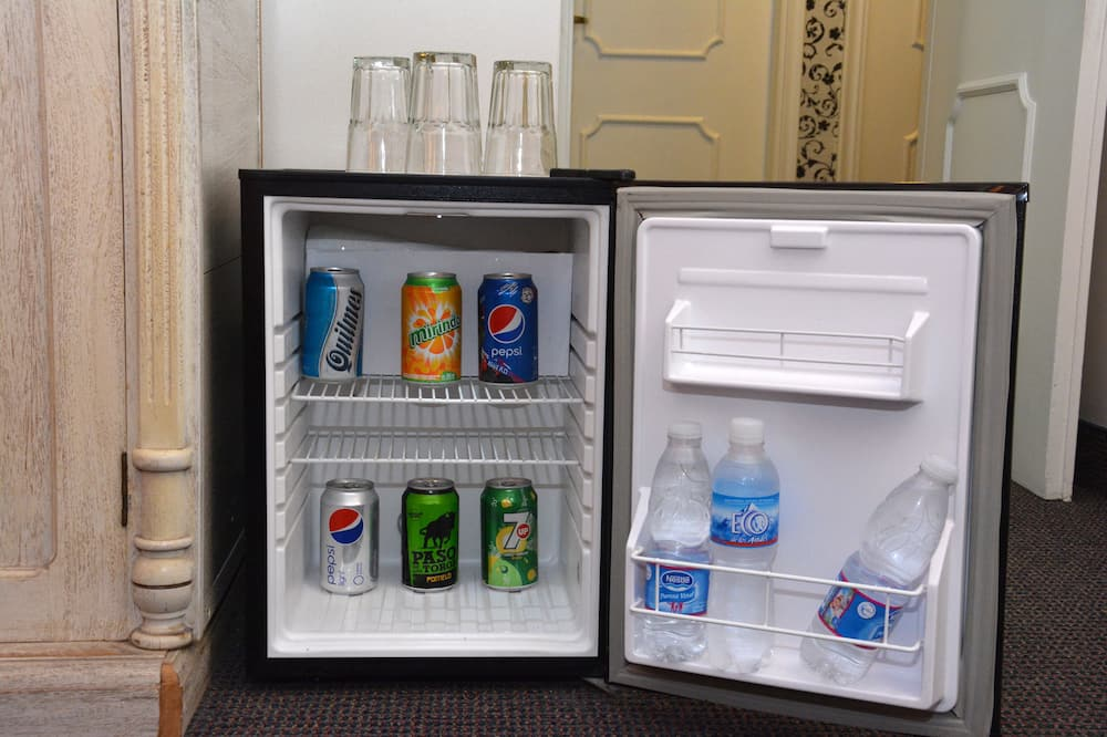 Superior-Zimmer, 1 Doppelbett - Minikühlschrank
