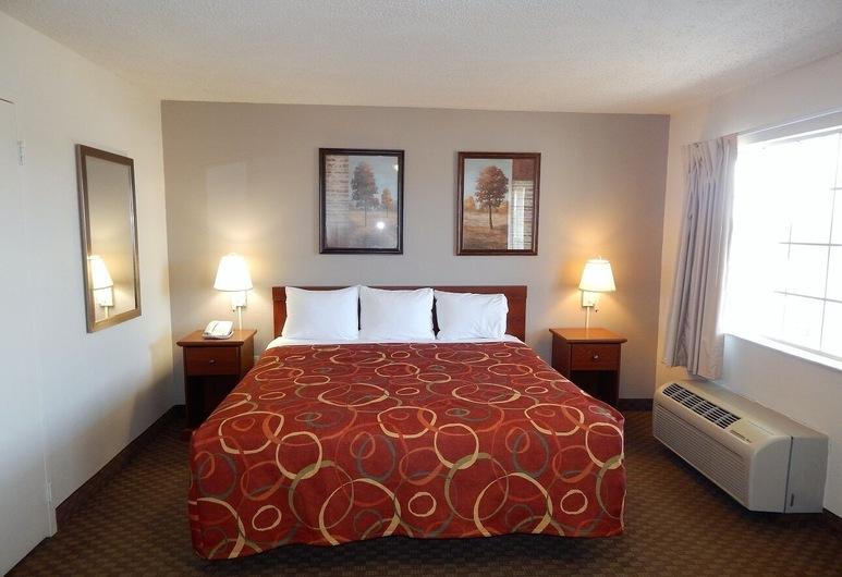 InTown Suites Extended Stay Hattiesburg , Hattiesburg, Estudio, 1 cama Queen size, para fumadores, Habitación
