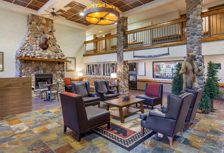 Comfort Inn & Suites Branson Meadows, Branson, Lobby