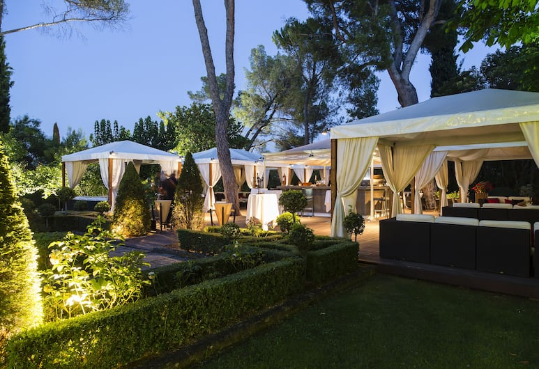 Hotel Le Pigonnet, Aix-en-Provence, Hotel Lounge
