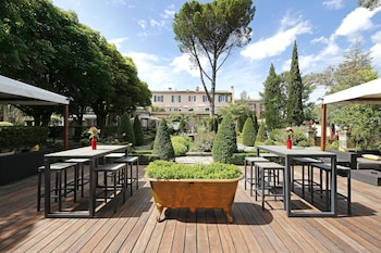 Selline näeb välja Hotel Le Pigonnet, Aix-en-Provence