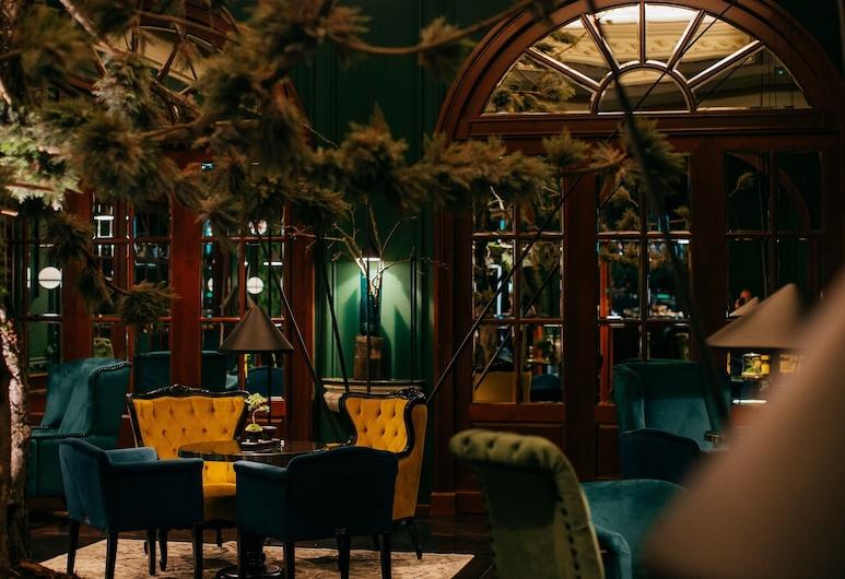 Radisson Blu Carlton Hotel, Bratislava, Bratysława, Bar hotelowy
