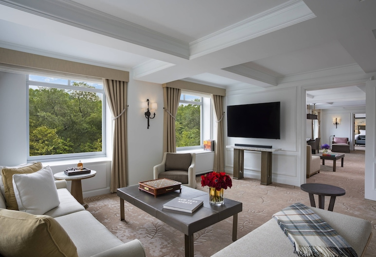 The Ritz-Carlton New York, Central Park, New York, Suite (The Artist's Gate Suite), Kamer