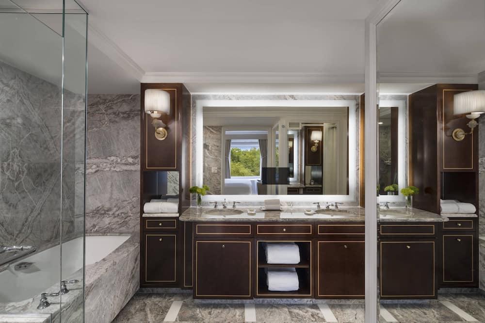 Apartmán typu Club, 1 spálňa, nefajčiarska izba (The Artist's Gate Suite) - Kúpeľňa