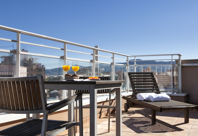 Hotel Zenit Murcia, Murcia, Double Room, Terrace/Patio