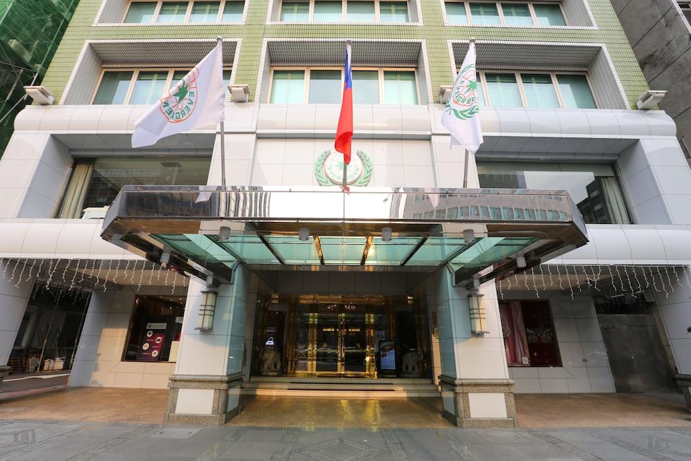 Book Evergreen Laurel Hotel Taipei in Taipei | Hotels.com
