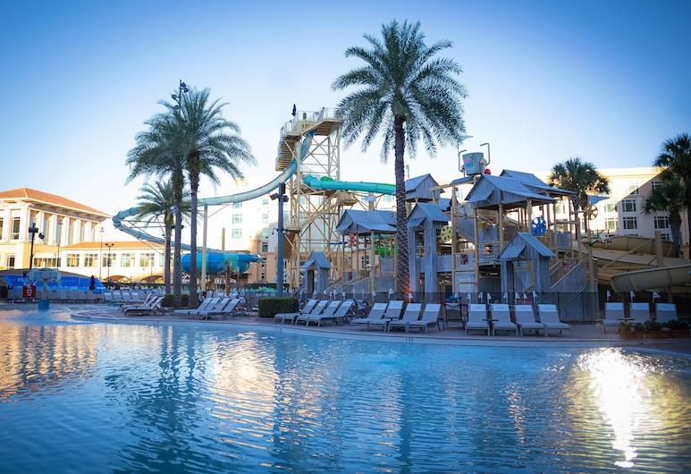 蓋洛德棕櫚溫泉度假飯店, 基西米, 游泳池