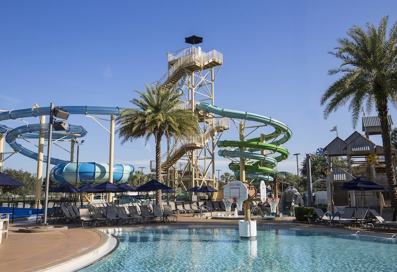 Gaylord Palms Resort & Convention Center, Kissimmee, Alberca