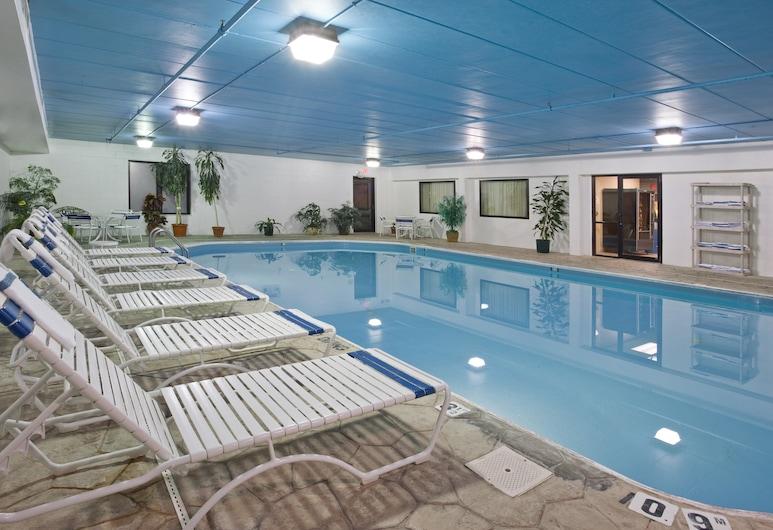 Holiday Inn Express & Suites Gahanna/Columbus Airport E, Gahanna, Alberca cubierta