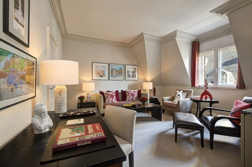 Suite (TinTin) - Wohnbereich
