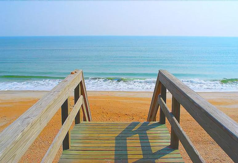 Ocean Sands Beach Inn, St. Augustine, Playa