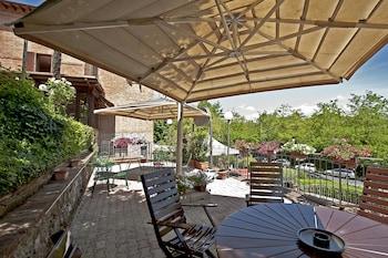 Fotografia do Hotel Arcobaleno em Siena