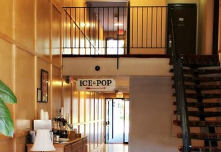 Americas Best Value Inn Kelso, Kelso, Wejście wewnętrzne