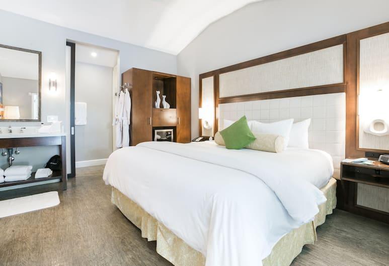Almond Tree Inn, Key West, Deluxe kamer, 1 kingsize bed, Kamer