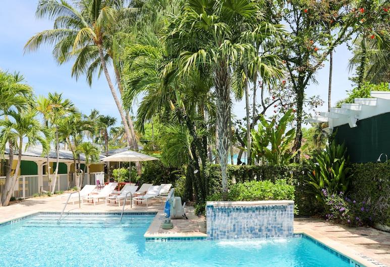 Almond Tree Inn, Key West, Utomhuspool