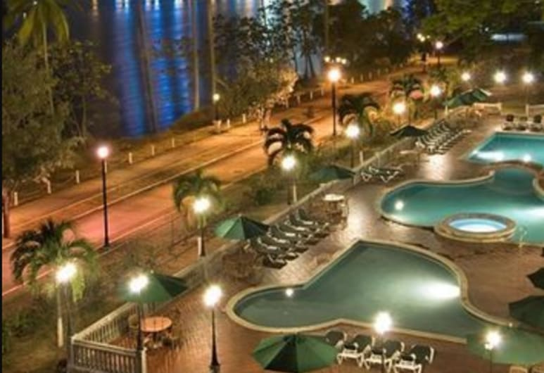 Radisson Hotel Panama Canal, Amador, Garden