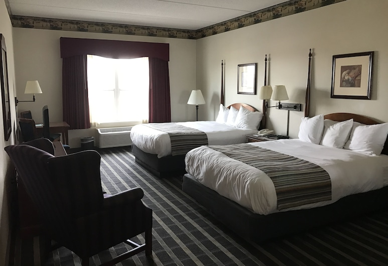 Country Inn & Suites by Radisson, Lancaster (Amish Country), PA, Lancaster, Room, 2 Queen Beds, Accessible, Non Smoking, Guest Room