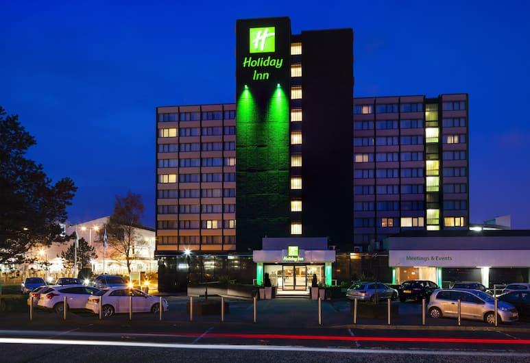 Holiday Inn Glasgow Airport, Paisley, Façade de l'hôtel - Soir/Nuit